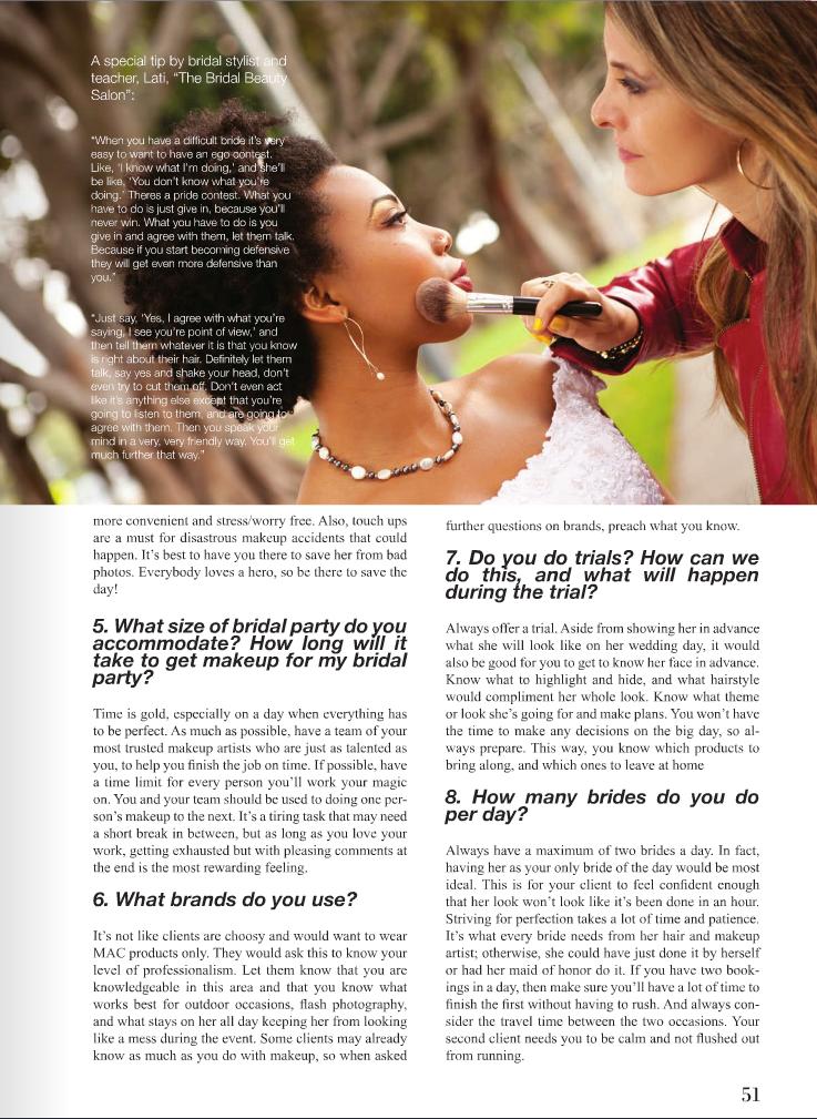 bridal _ hair FAQs